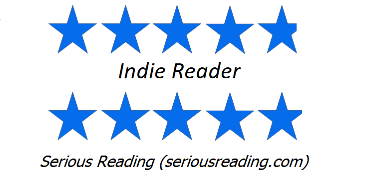 The Vencello 5 stars from Indie Reader and Serious Reading
